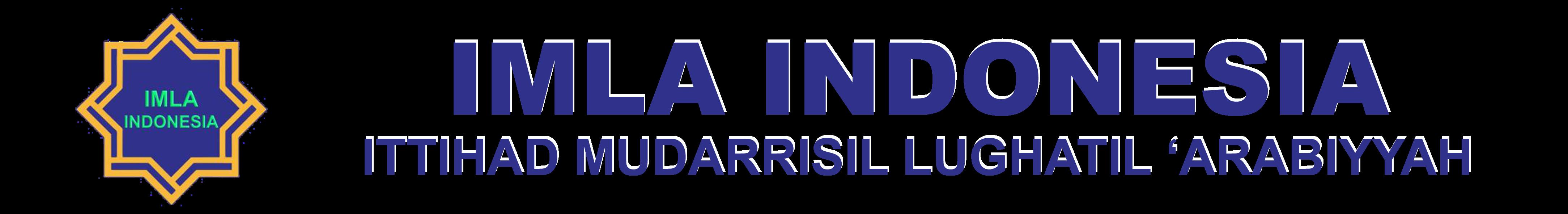 IMLA (Ittihad Mudarrisil Lughatil 'Arabiyyah) Indonesia